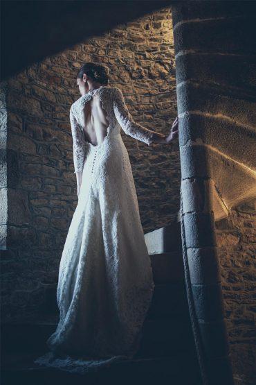 Mariage original chateau de la motte beaumanoir saint malo