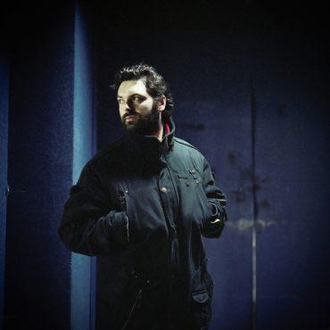 Ayer photographe rennes portrait Vincent Malassis Musicien photographe