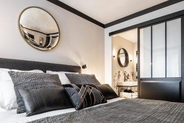 Ayer Photographe Rennes Nantes Maisons du Monde Hôtel & Suites chambre