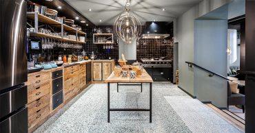 Ayer Photographe Rennes Nantes Maisons du Monde Hôtel & Suites cuisine