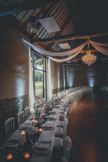 Mariage capteur d'emotion decoration salle magique