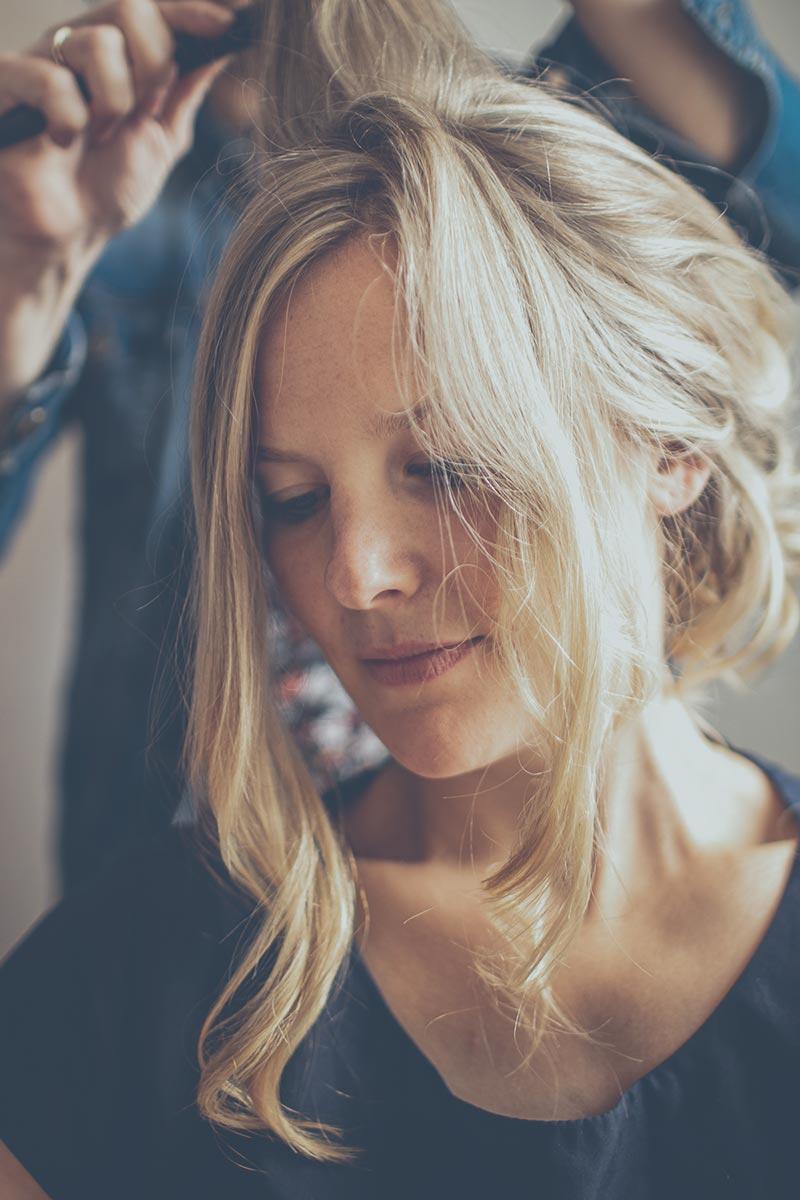 Mariage capteur d'emotion clichés precieux moderne saisir instant decisif coiffure