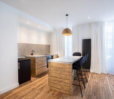 Shooting des appartements Nantes Maisons du Monde Hôtel & Suites