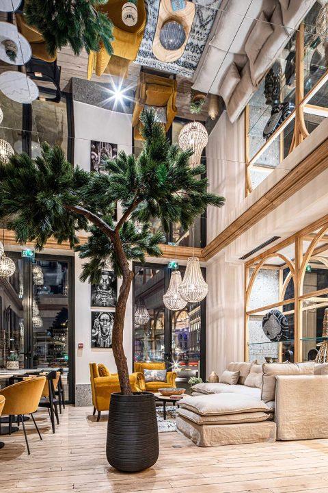 Hotel-Maison-du-monde suites-Marseilles